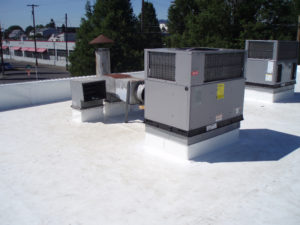 Flat Roofing System