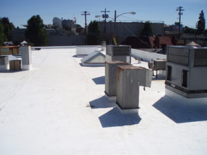 Roof Coatings Flat Roof Systems Advanced Roofing