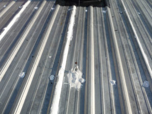 Commercial Roof Coating System